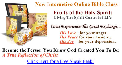 Online Fruit of the Spirit Bible Class